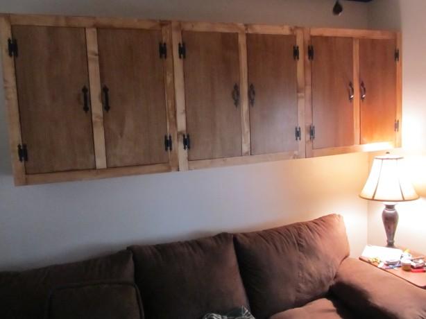 cabinet building books